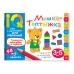 Умные игры с картинками для малышей. Мишка-топтыжка (3-5 лет)