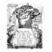 Большая книга для чтения дома и в детском саду (ЧБ иллюстрации)