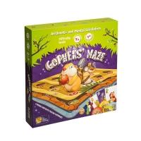 Gophers' Maze (board game)