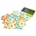 Pet Five (One, Many, Math 1-5, Board game)