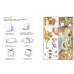 Радужный домик: изучаем цвет и форму предметов