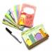 Асборн - карточки. Игры для тренировки мозга в путешествии