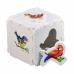 Птицы. Мой первый развивающий кубик-сортер.
